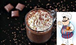 Всеми любимый горячий шоколад