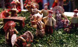 Фестиваль редиса в Мексике.