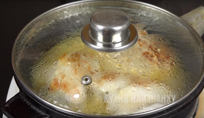 Куриное филе в сливочном масле: и на закуску, и для салатов так готовлю (нет, не жирно и очень сочно, к тому же)