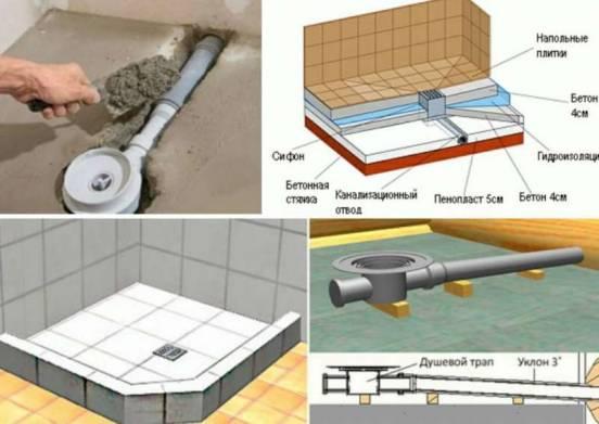 Душ-трап запрещен: почему нельзя устанавливать в квартире душ-трап