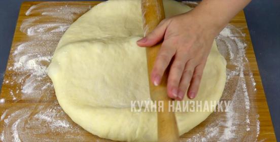 Простое дрожжевое тесто для пасхальной выпечки (без яиц)