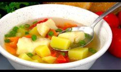 Можно даже не уметь готовить (очень простой рецепт вкусного супа в мультиварке)