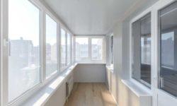Отделка балконов под ключ в Зеленограде
