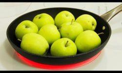 """У меня ни одно яблоко не пропадает: вкусный яблочный джем за 8 минут (и другие мои """"яблочные"""" рецепты)"""