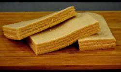 """Полезный и вкусный """"тортик"""": готовлю всё лето, чтобы хватило на всю зиму, но редко когда хватает (воздушная фруктовая пастила)"""
